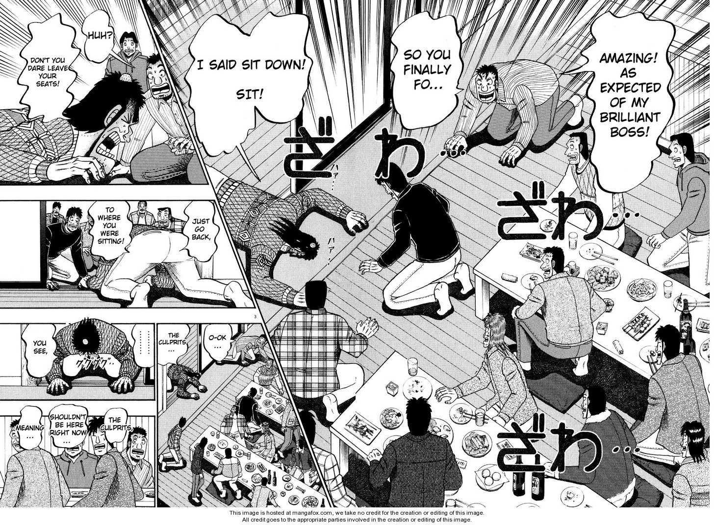 Saikyou Densetsu Kurosawa 57 Page 2