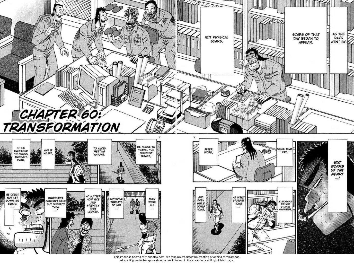 Saikyou Densetsu Kurosawa 60 Page 2