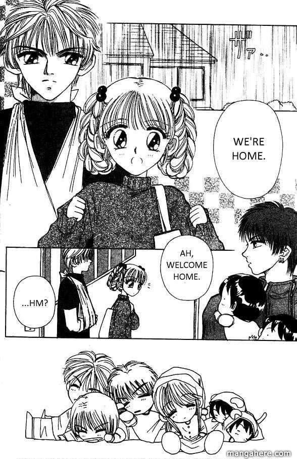 Akarui Kazoku Keikaku 7 Page 1