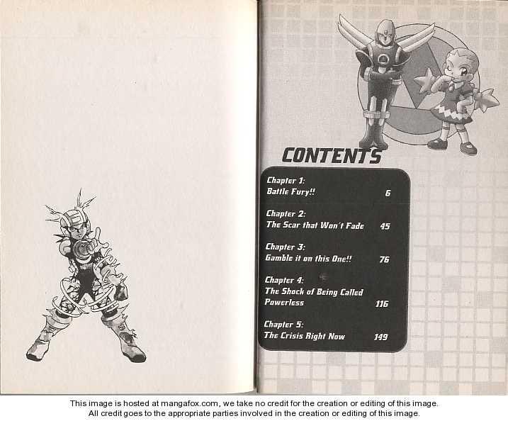 Megaman NT Warrior 1 Page 2