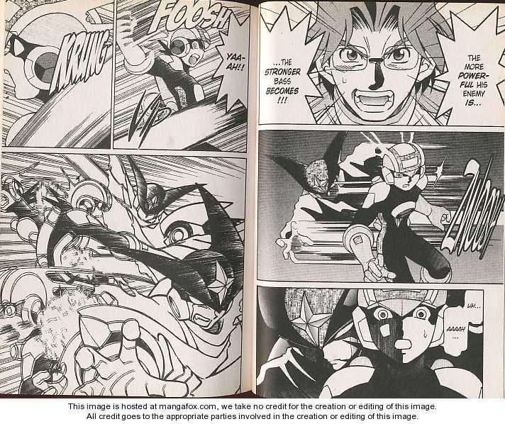 Megaman NT Warrior 2 Page 21