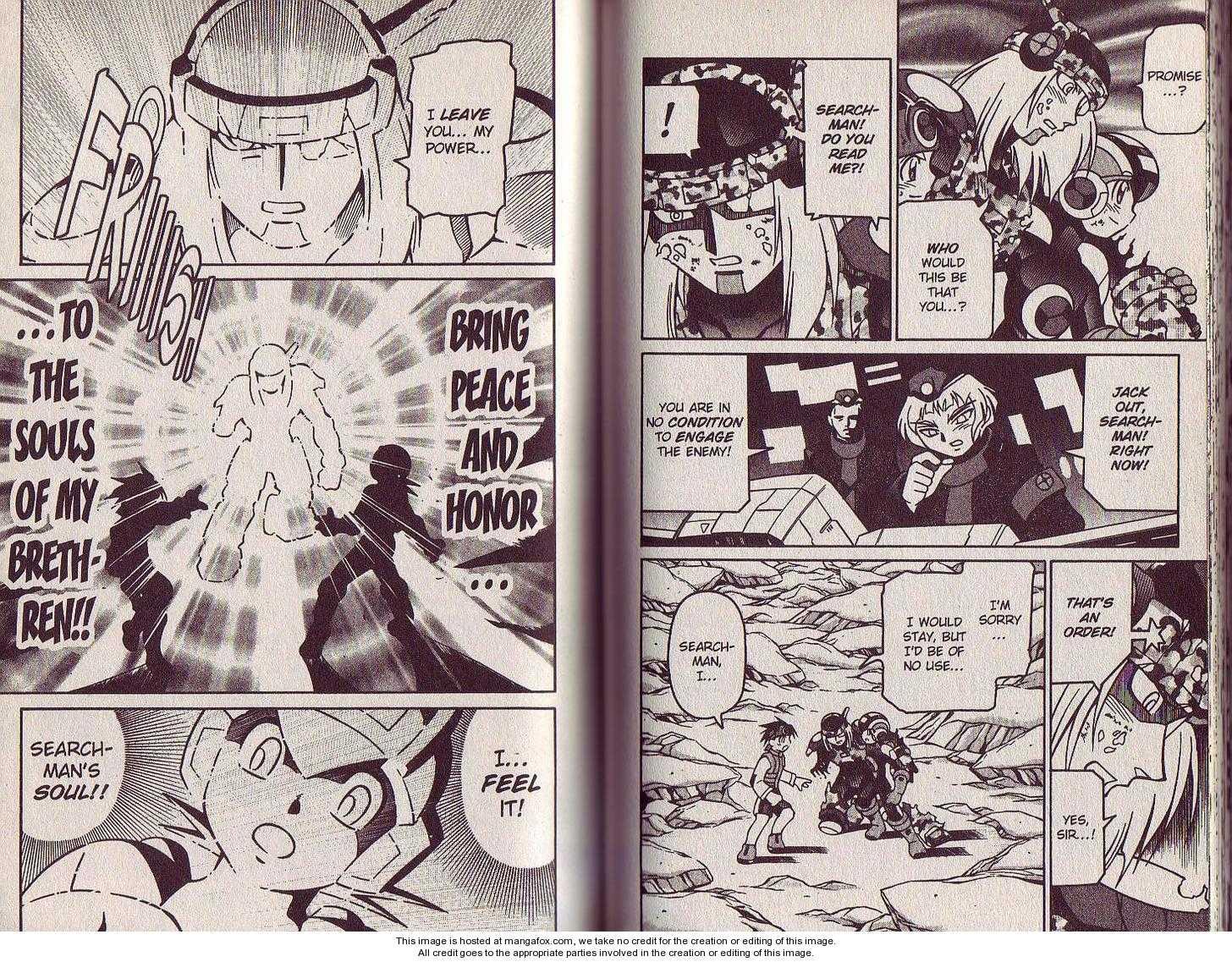 Megaman NT Warrior 6 Page 2