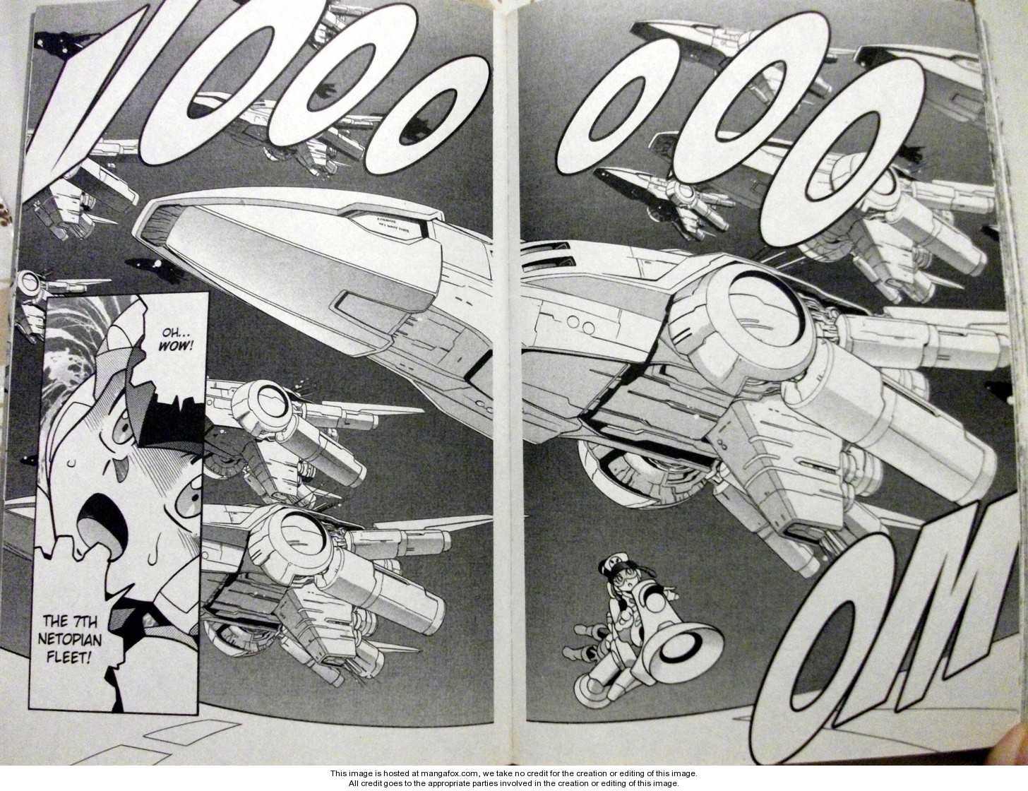 Megaman NT Warrior 6 Page 6