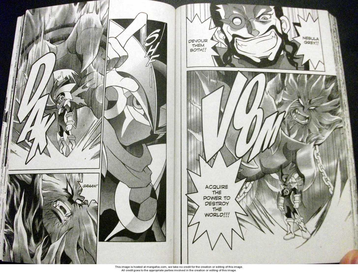 Megaman NT Warrior 3 Page 2