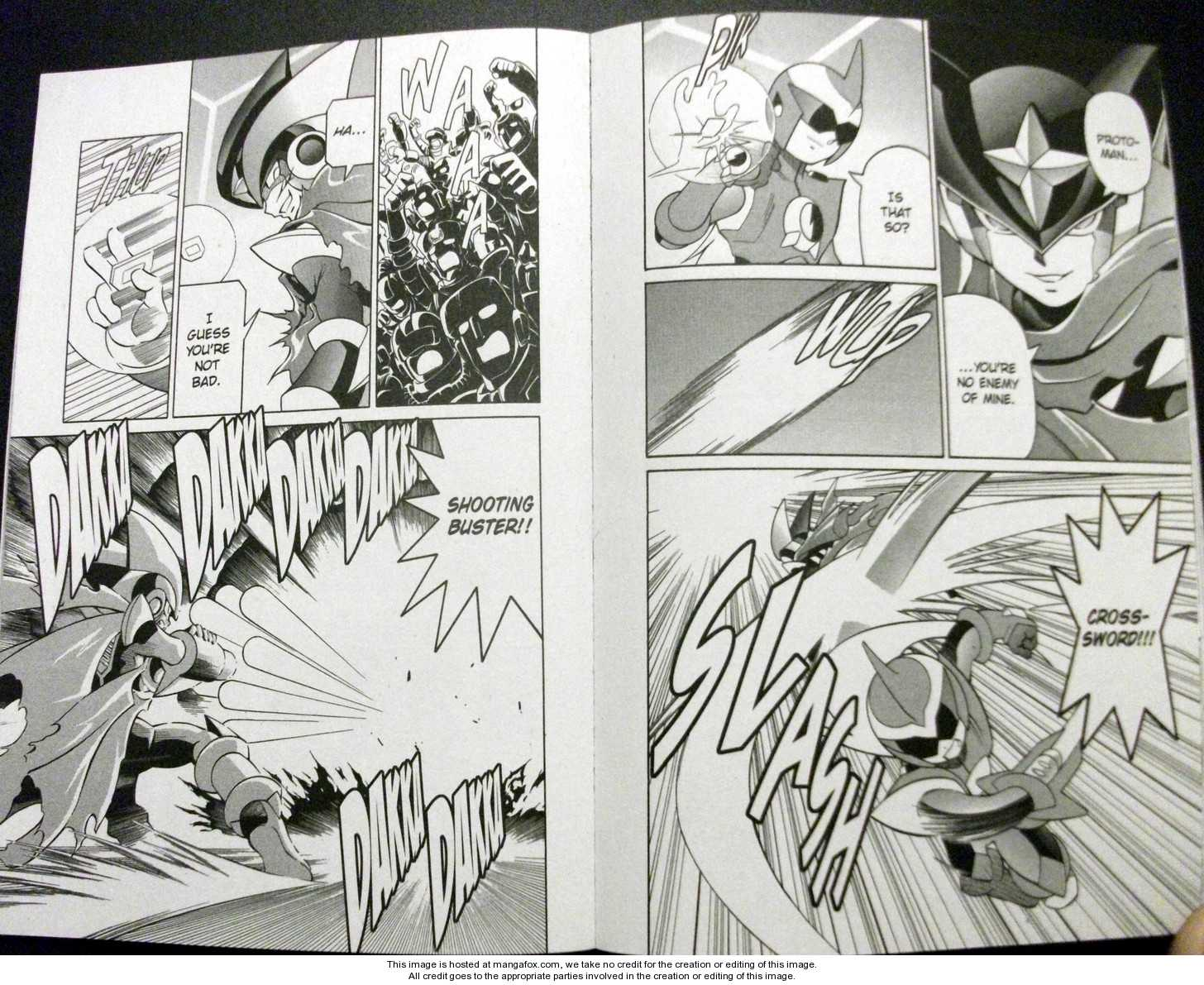 Megaman NT Warrior 6 Page 2