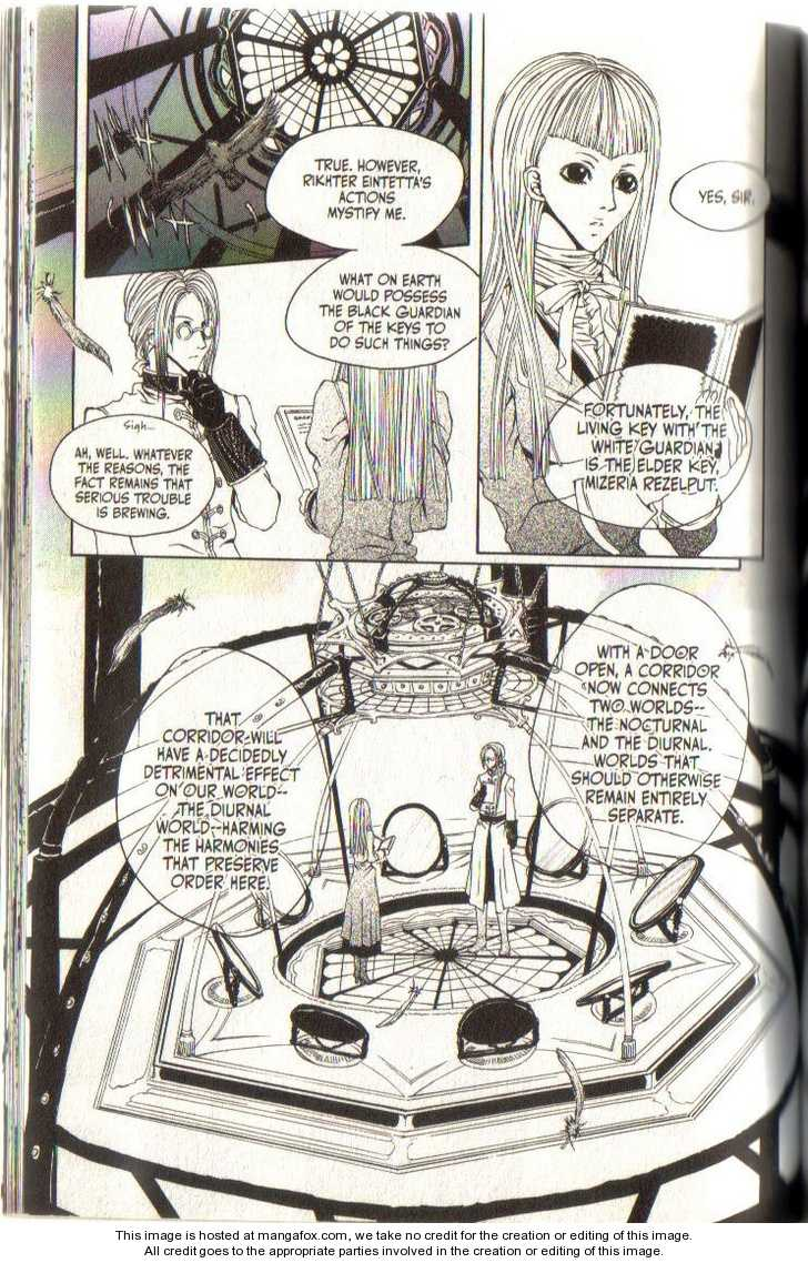 Doors of  Chaos 3 Page 3