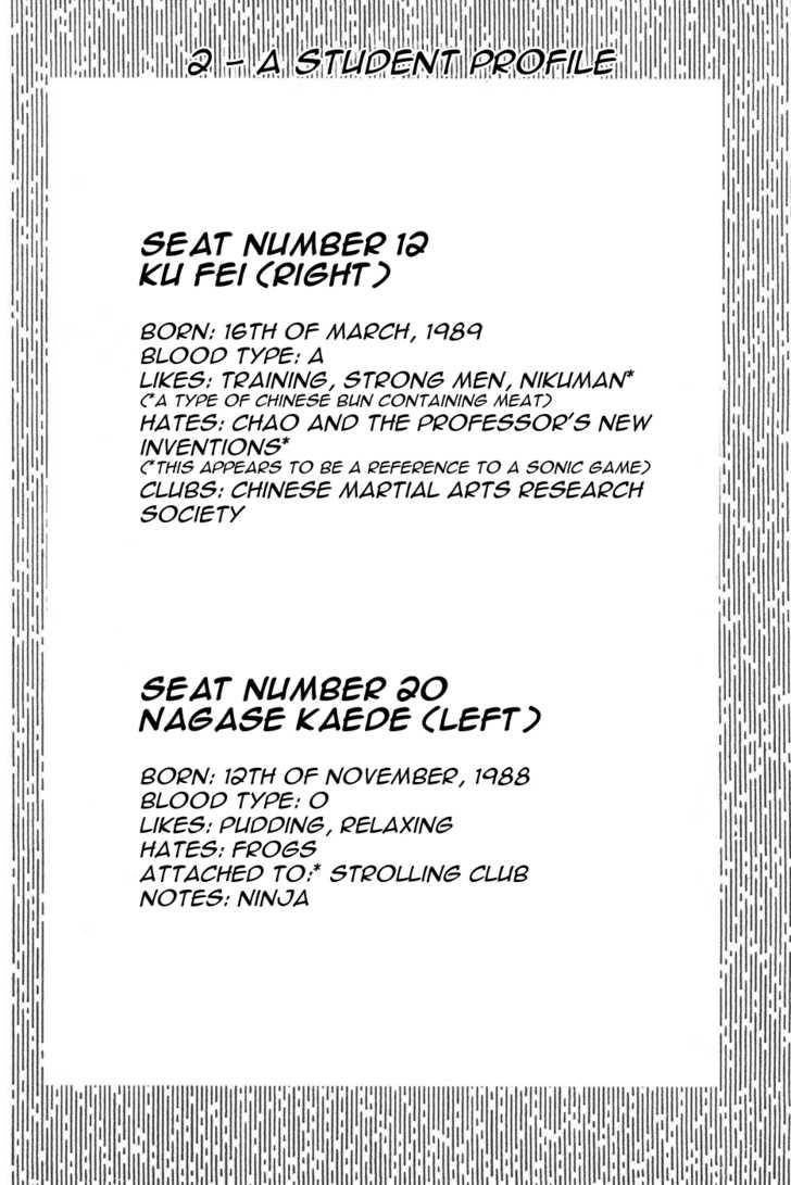 Mahou Sensei Negima! 9 Page 2