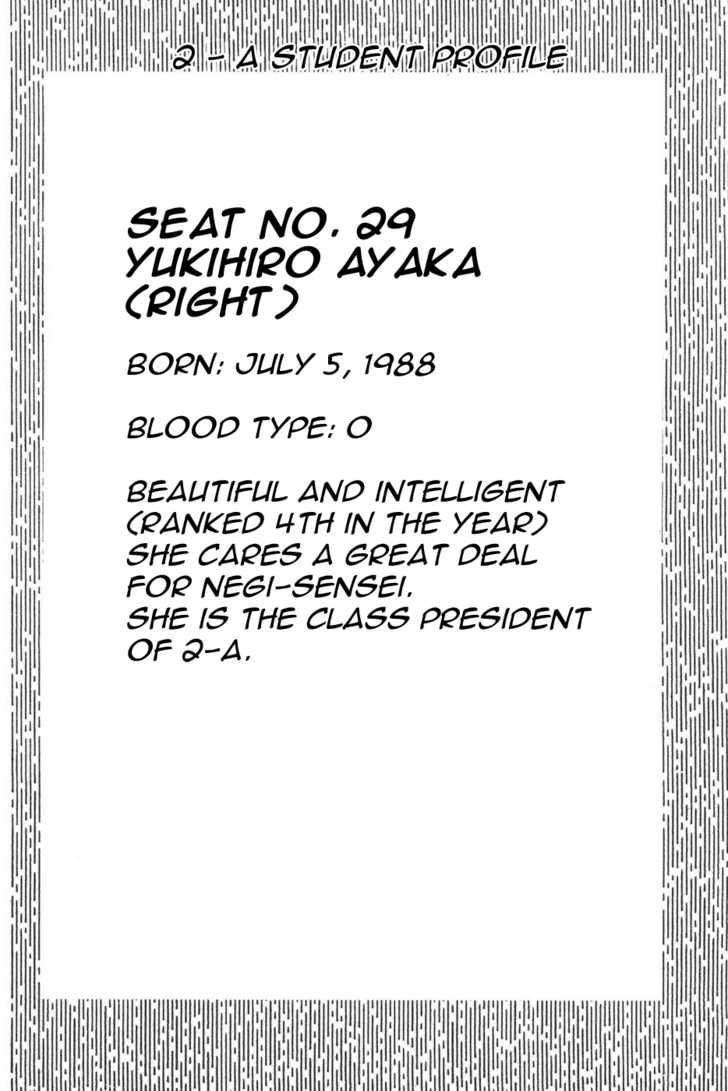 Mahou Sensei Negima! 14 Page 2