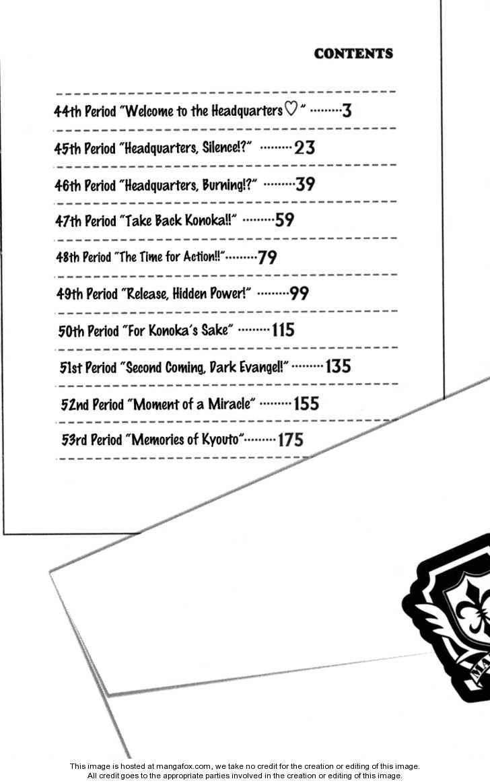 Mahou Sensei Negima! 44 Page 3