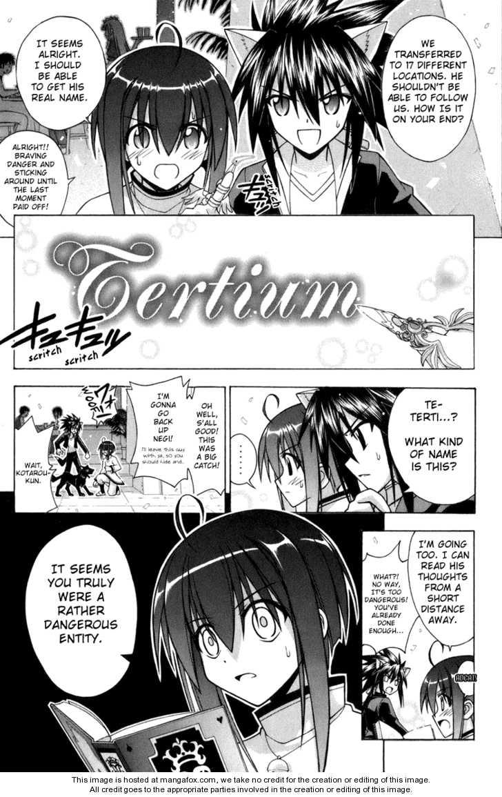 Mahou Sensei Negima! 228 Page 4
