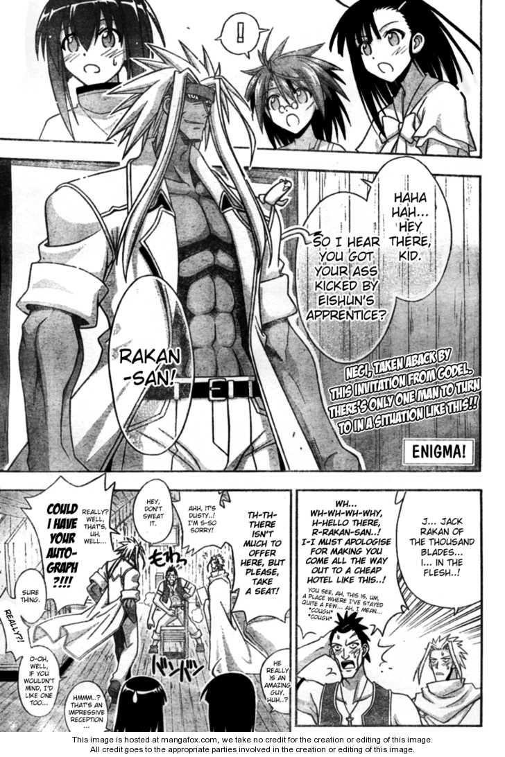 Mahou Sensei Negima! 256 Page 1