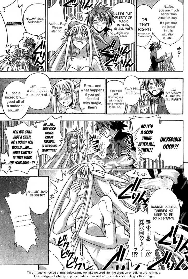 Mahou Sensei Negima! 263 Page 3