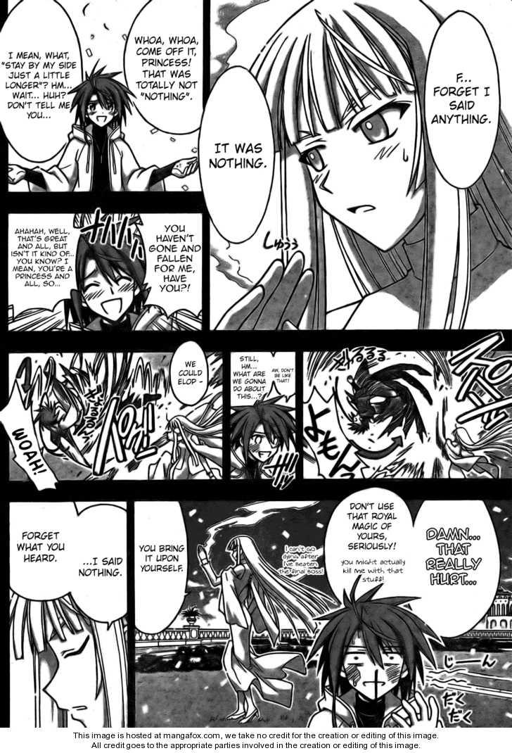 Mahou Sensei Negima! 267 Page 2