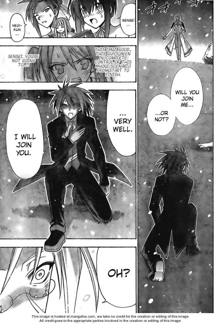 Mahou Sensei Negima! 272 Page 3