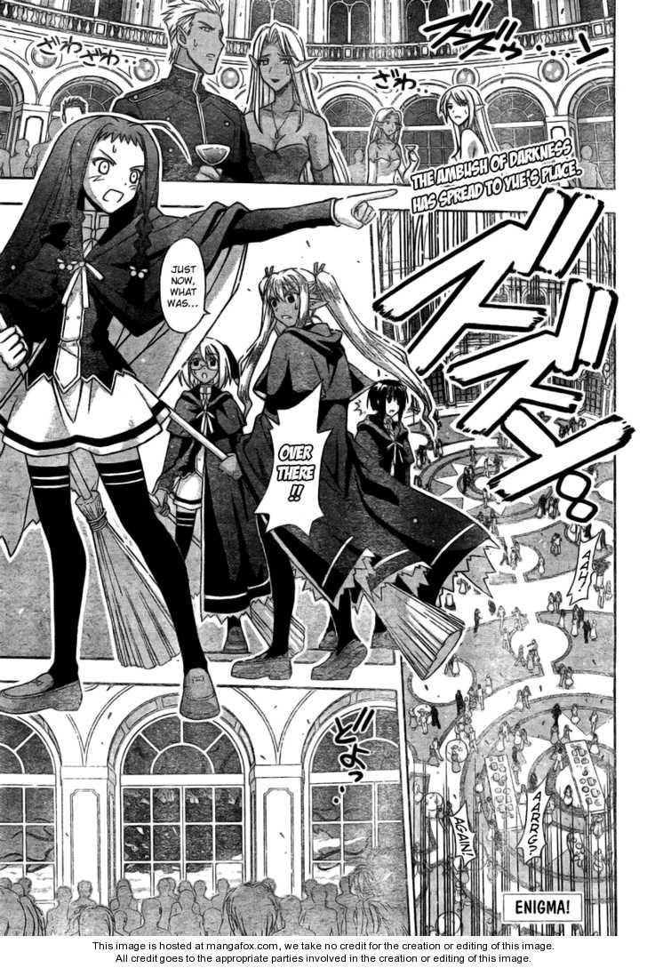 Mahou Sensei Negima! 275 Page 1