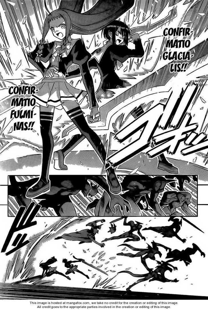 Mahou Sensei Negima! 281 Page 3