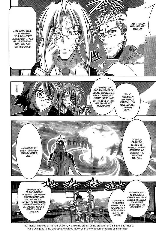 Mahou Sensei Negima! 292 Page 3