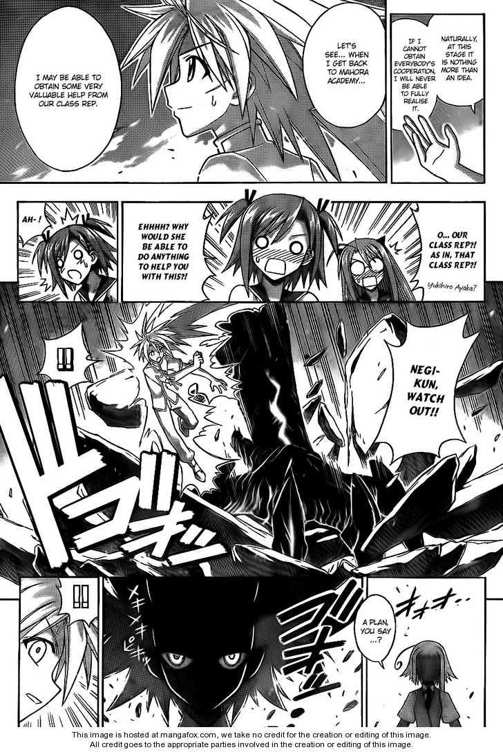 Mahou Sensei Negima! 299 Page 4