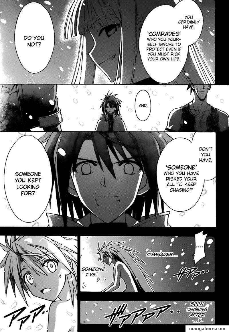 Mahou Sensei Negima! 314 Page 3