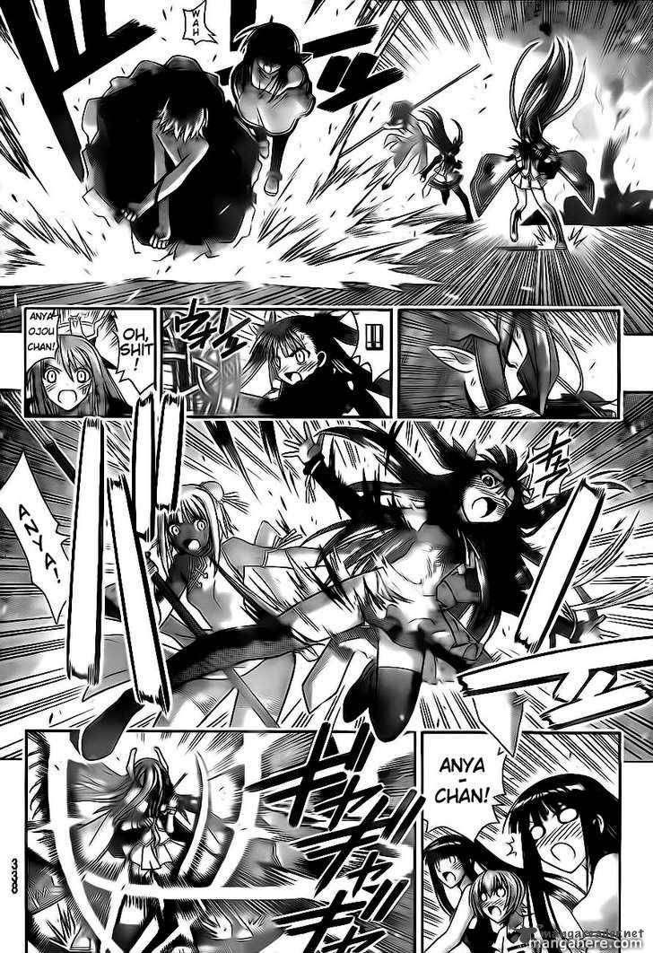 Mahou Sensei Negima! 320 Page 2