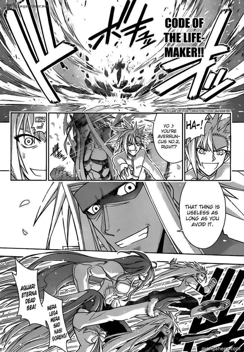 Mahou Sensei Negima! 332 Page 3