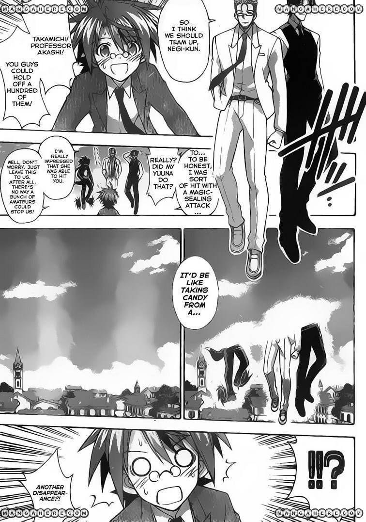Mahou Sensei Negima! 346 Page 3