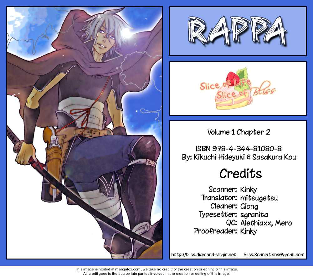 Rappa (SASAKURA Kou) 2 Page 1