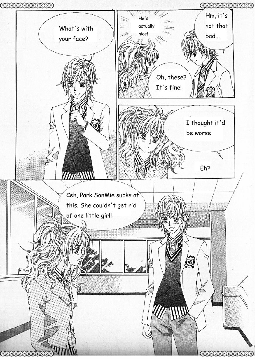 Sandwich Girl 10 Page 2