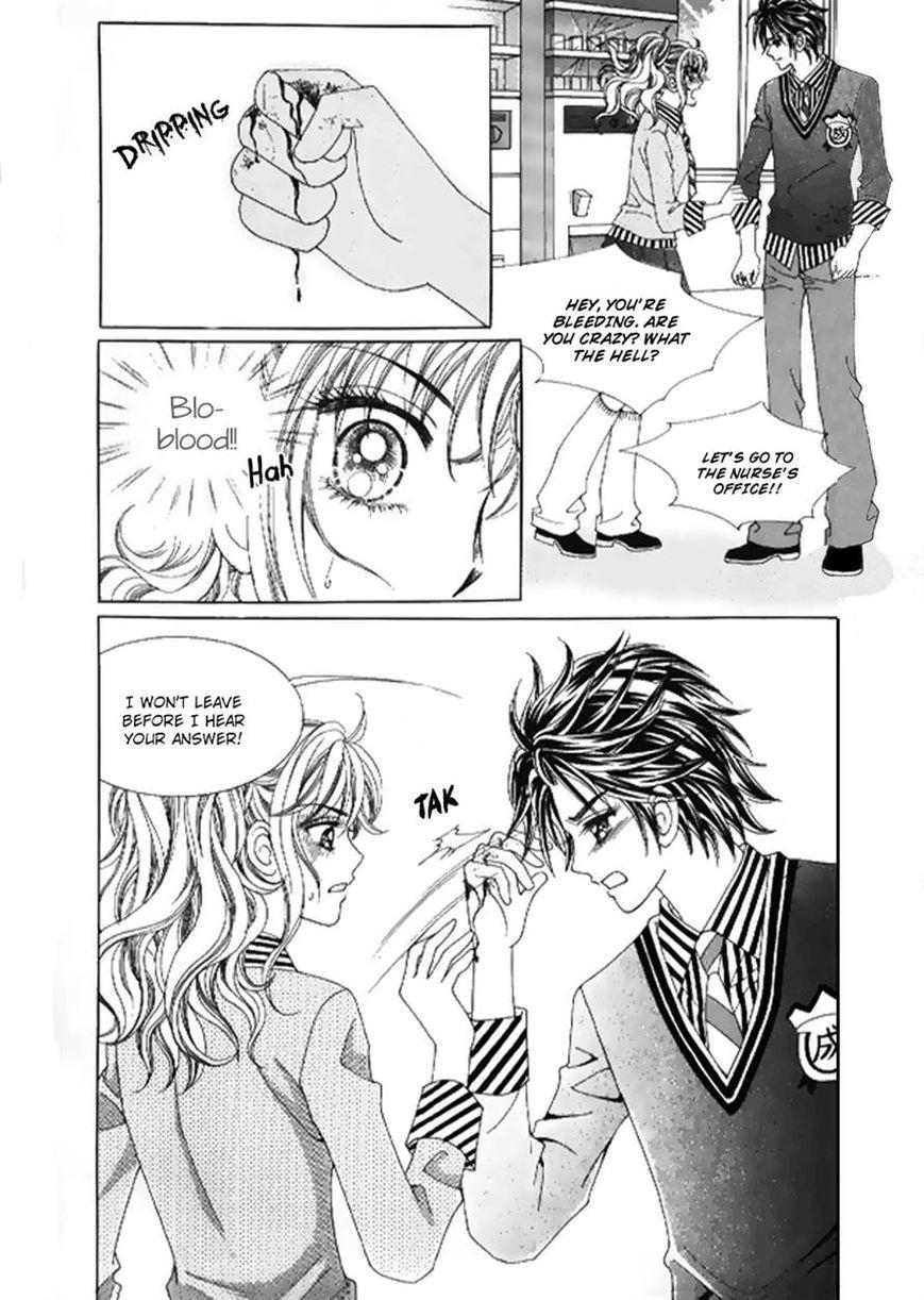 Sandwich Girl 22 Page 1