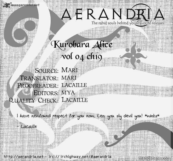 Kurobara Alice 19 Page 2