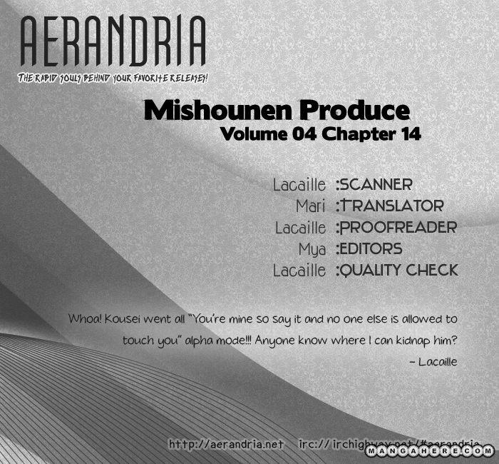 Mishounen Produce 14 Page 3