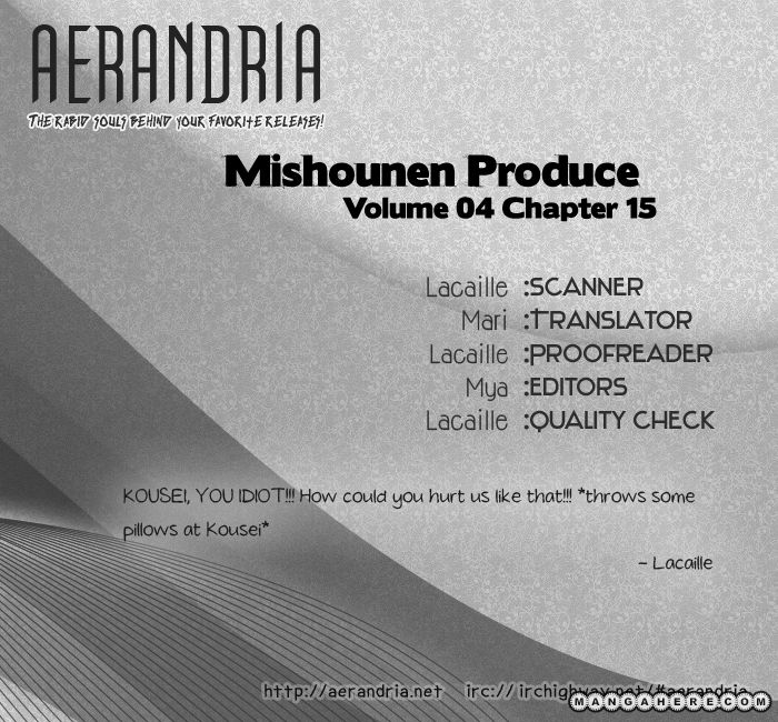 Mishounen Produce 15 Page 2