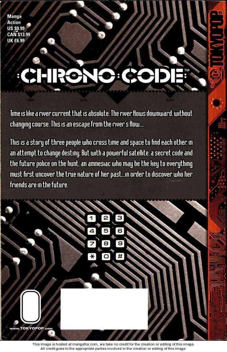 Chrono Code 0 Page 3