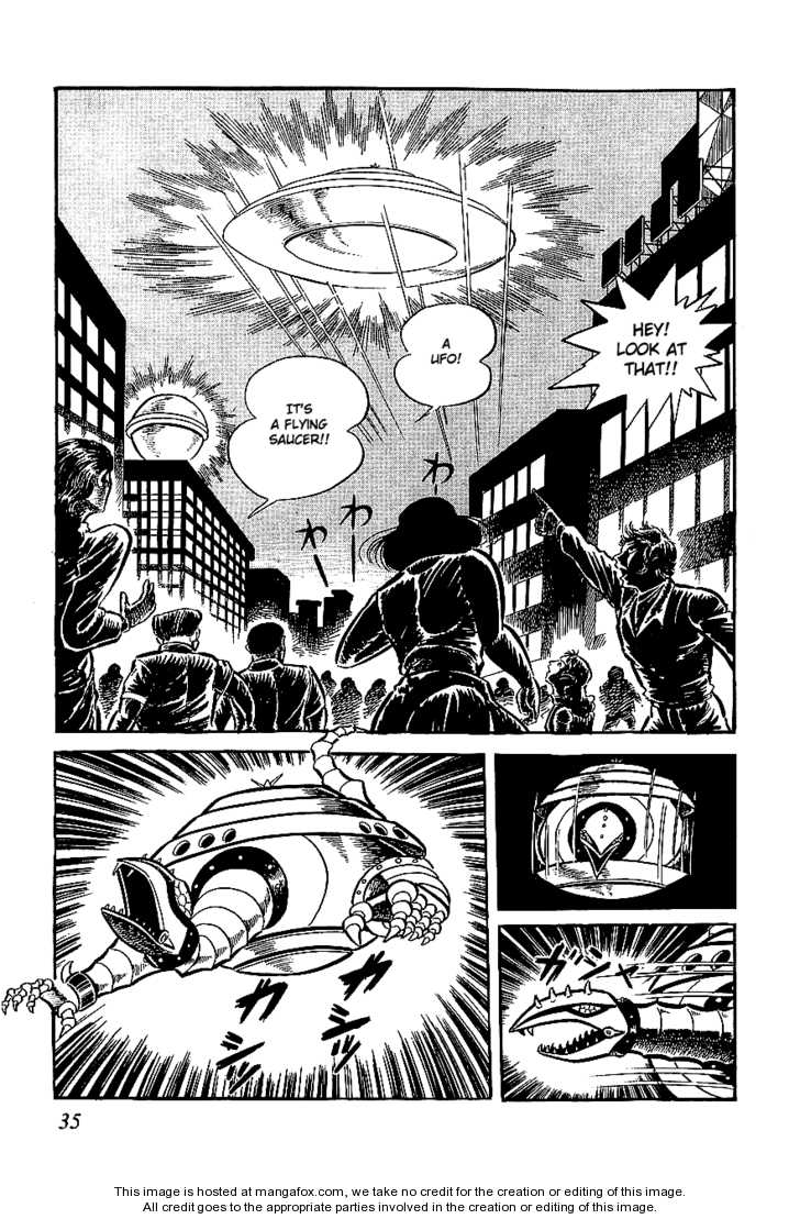 UFO Robo Grendizer 2 Page 2