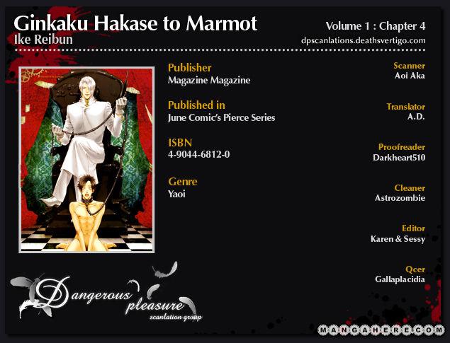Gingaku Hakase to Marmot 4 Page 2