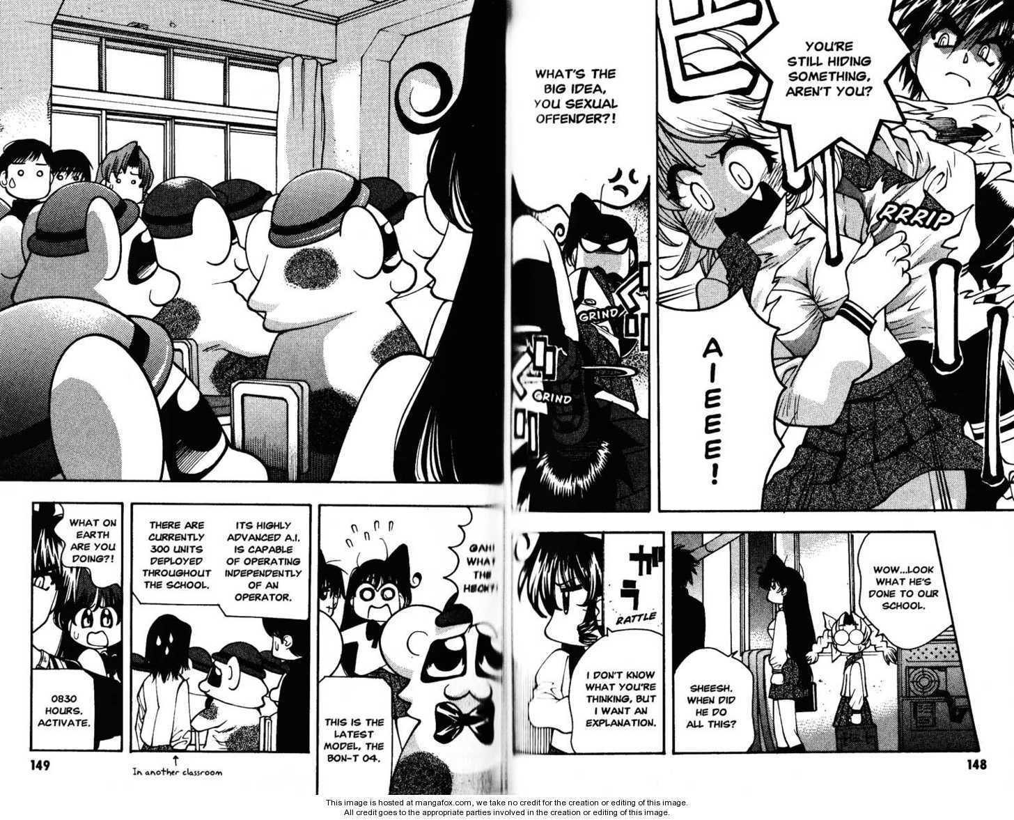 Full Metal Panic! Overload 29 Page 2