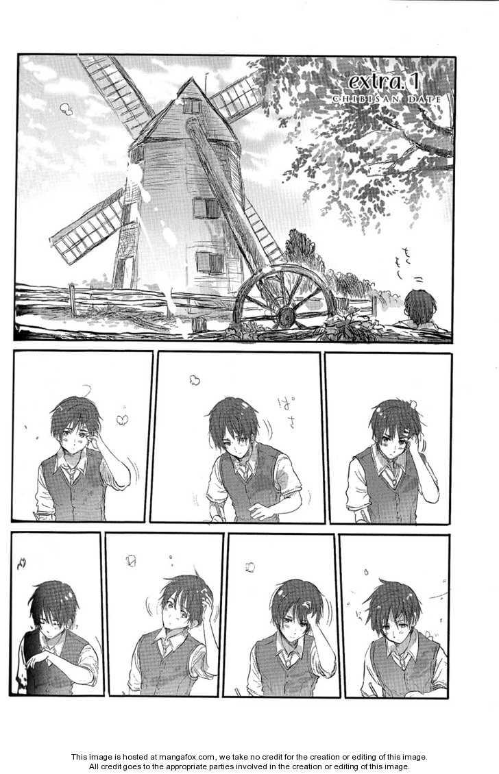 Chibi-san Date 3.5 Page 1
