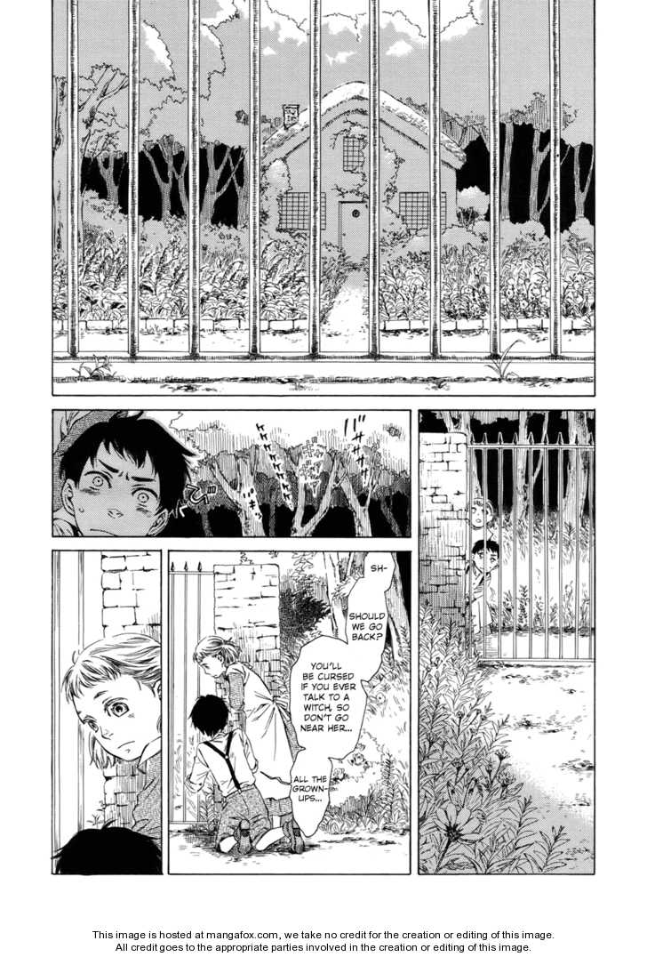 Witch of the Flower Forest 1 Page 2
