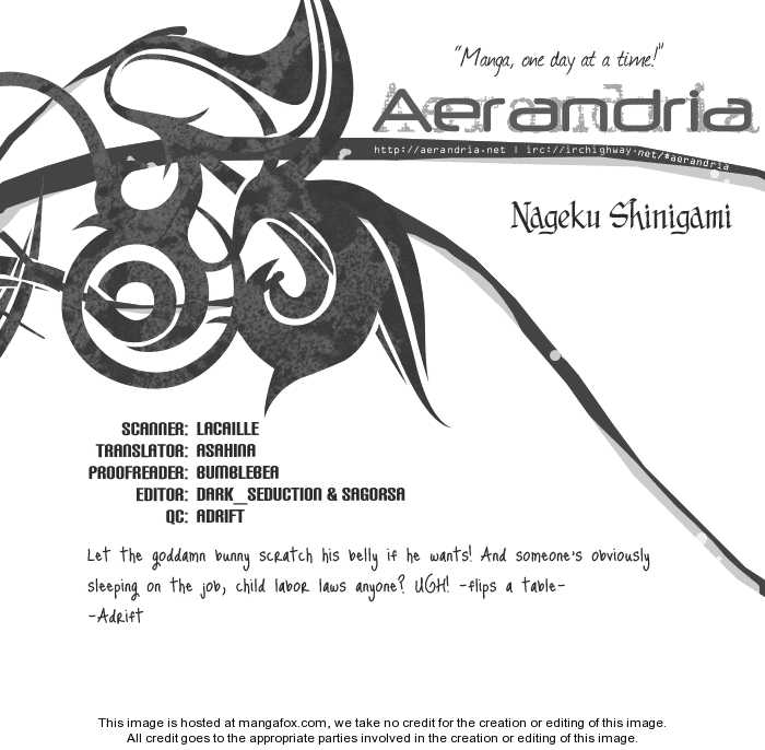 Nageku Shinigami 1 Page 2