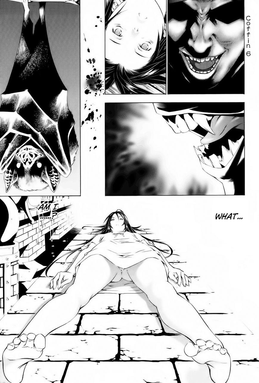 Godeath - Megami no Ketsumyaku 6 Page 1