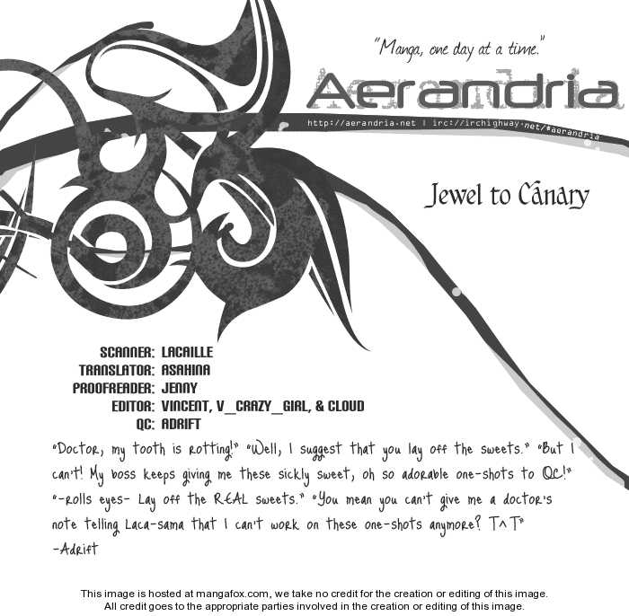 Jewel to Canary 1 Page 2