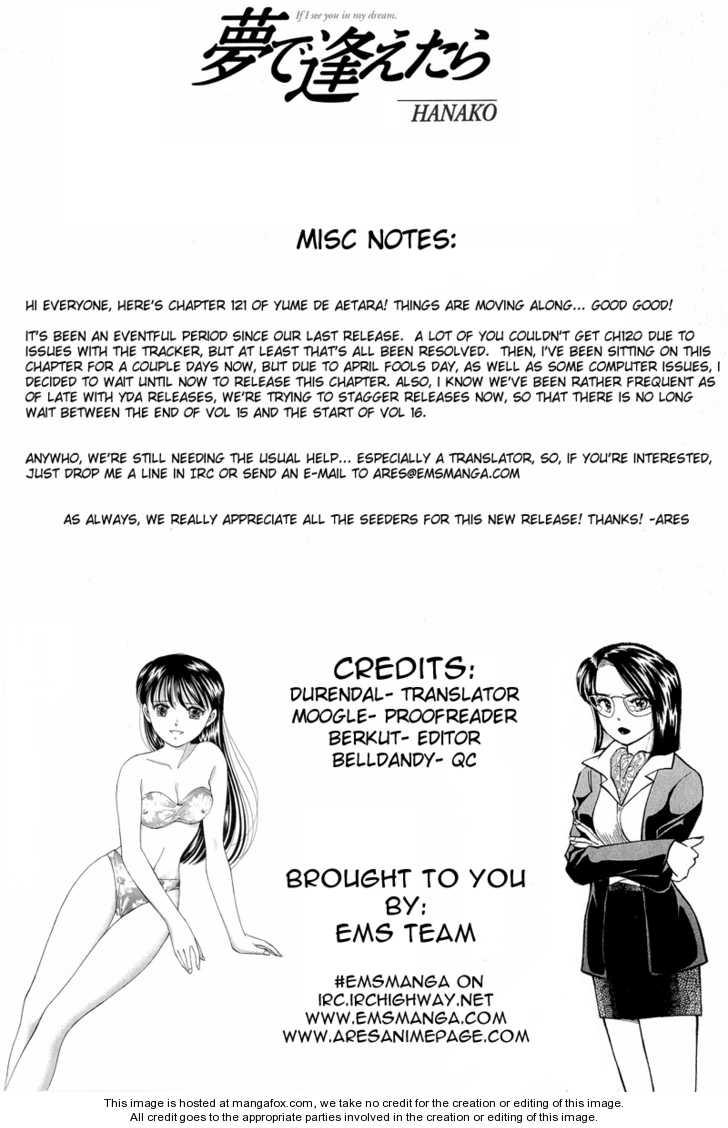 Yume de Aetara 121 Page 1