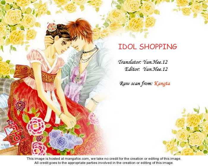 Idol Shopping 5 Page 1