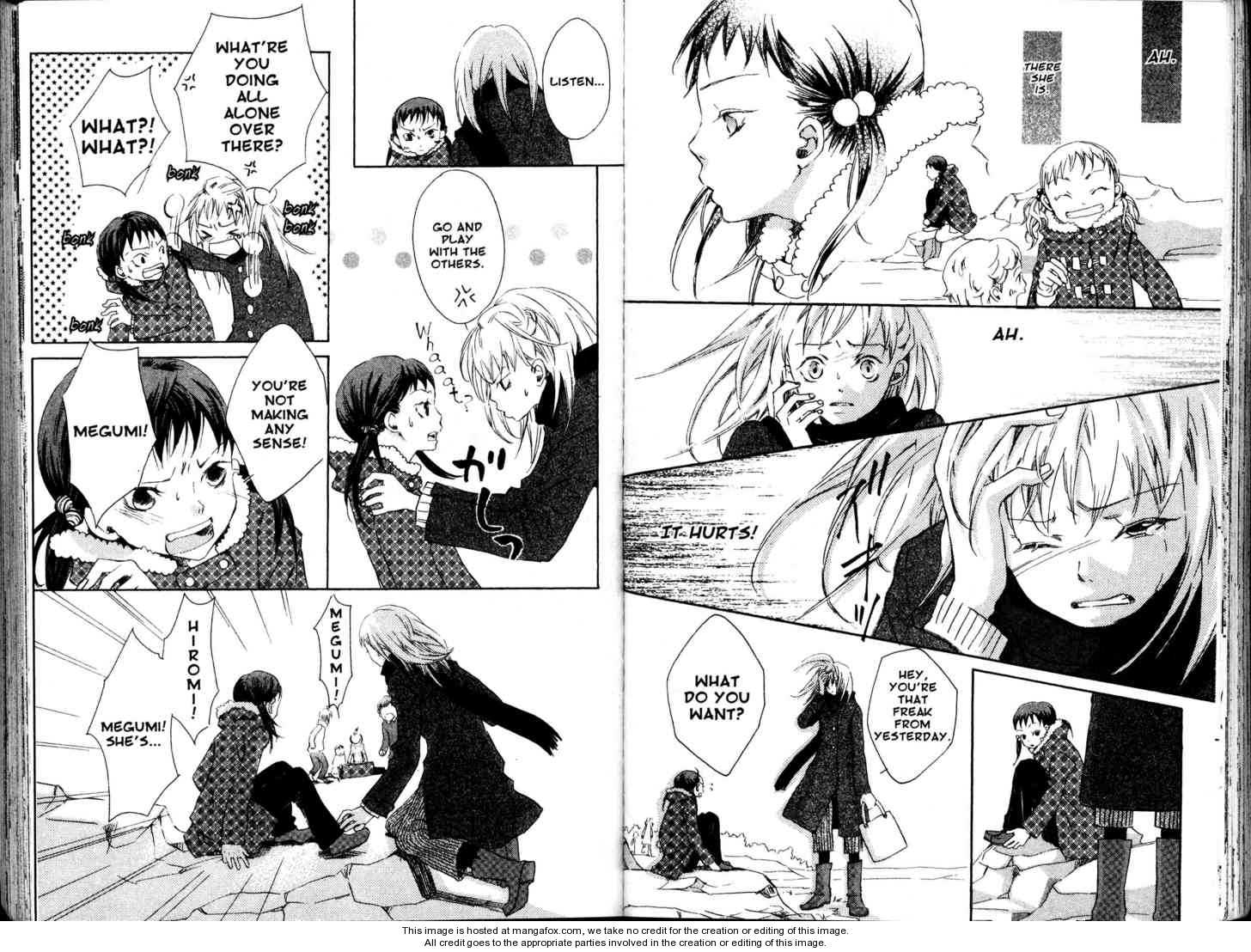 Fukai Nemuri no Hana 0.2 Page 1