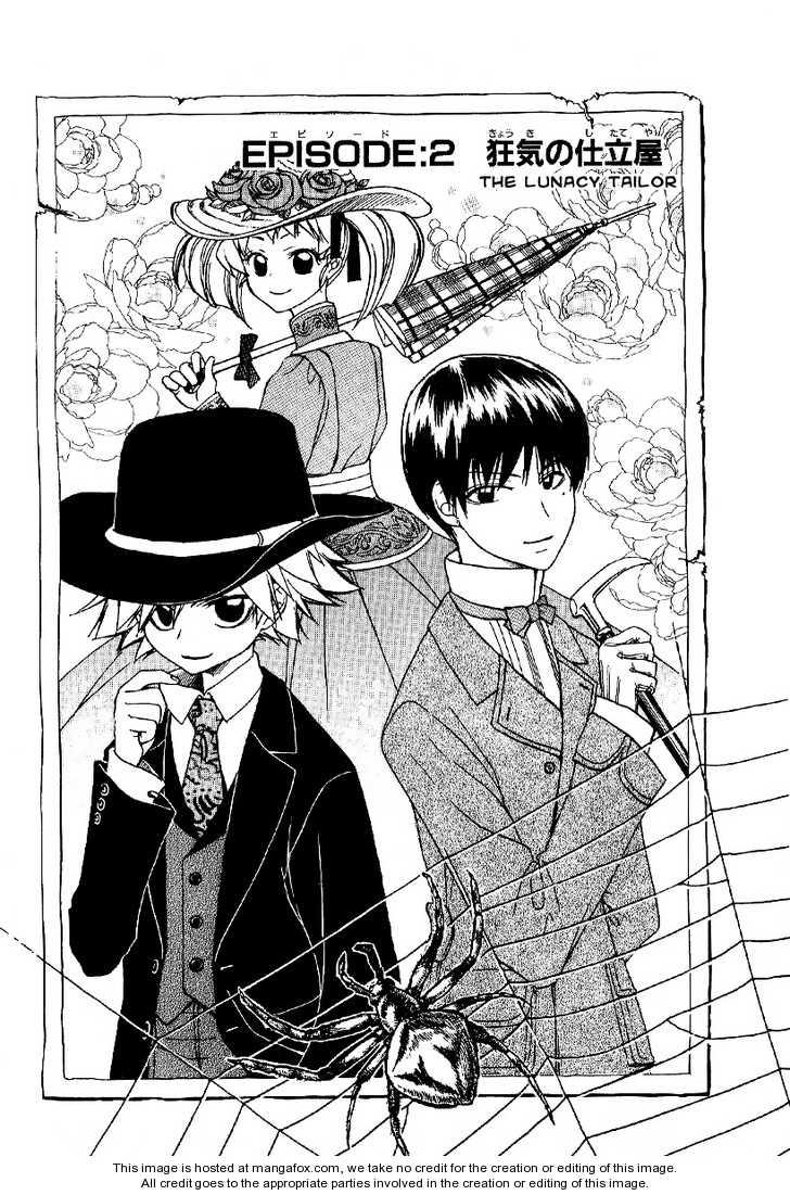 Teriyaki Western 2 Page 1