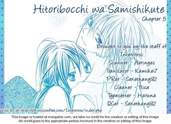 Hitoribocchi wa Samishikute 5 Page 2