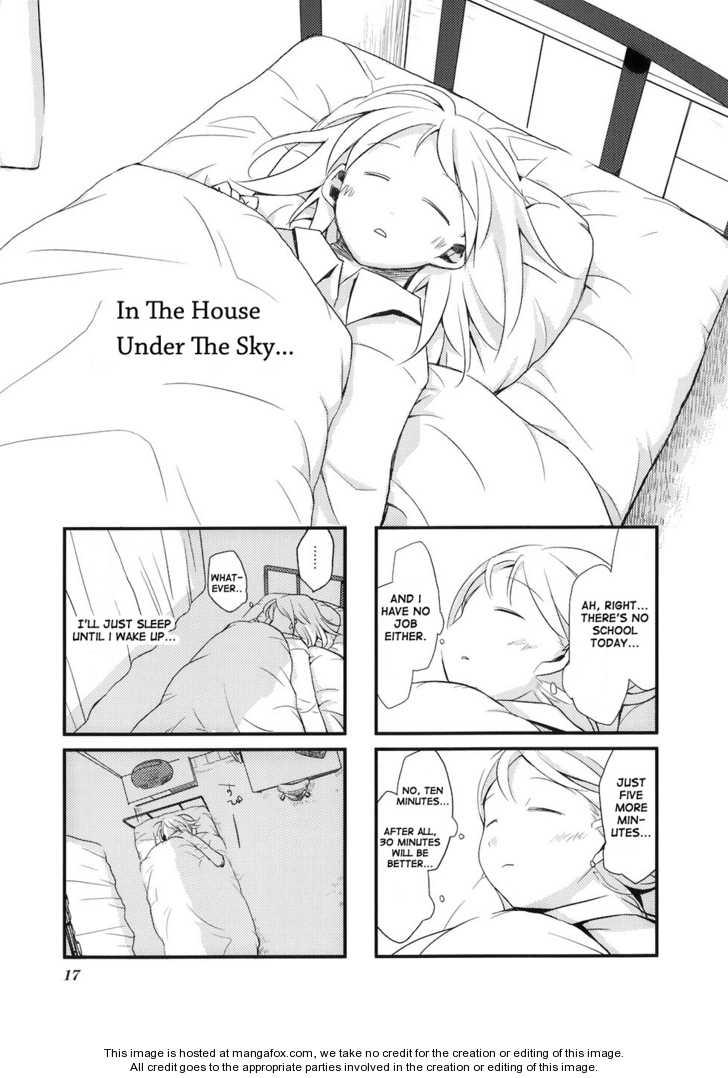 Sora no Shita Yane no Naka 2 Page 2
