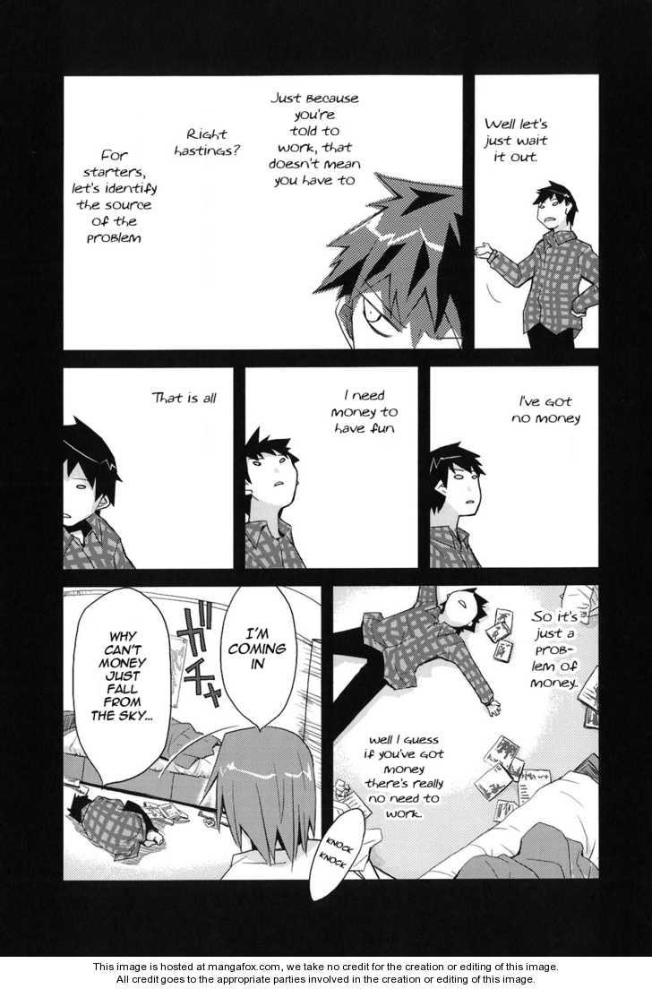 Sora no Shita Yane no Naka 5 Page 1
