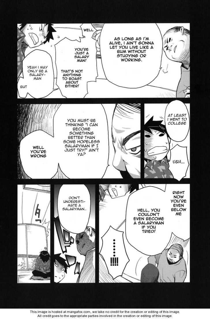 Sora no Shita Yane no Naka 9 Page 2