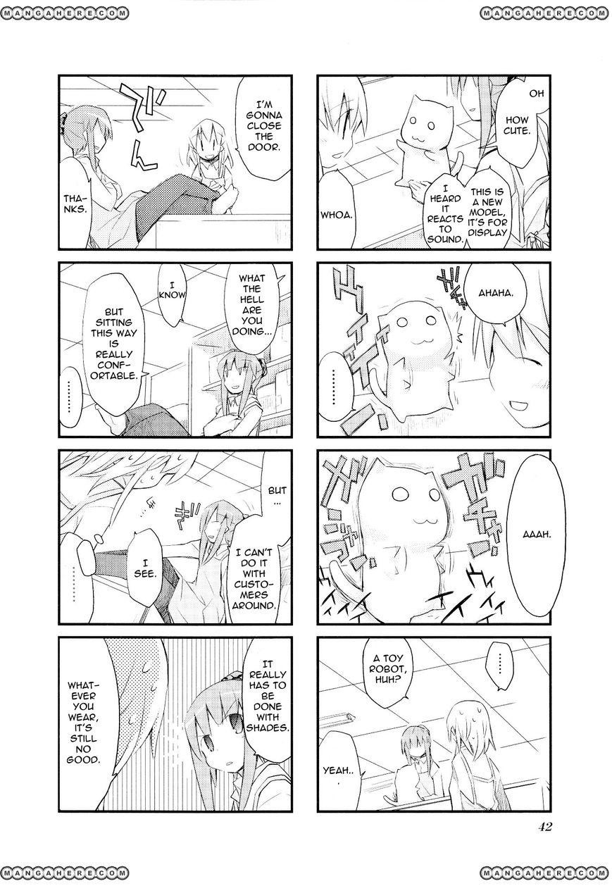 Sora no Shita Yane no Naka 18 Page 2